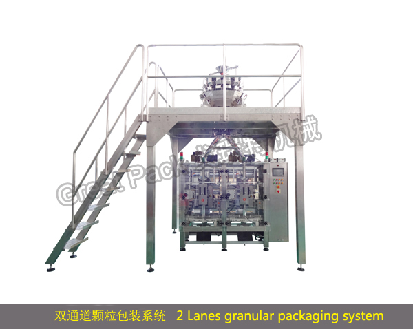 全自动双列颗粒计量包装系统