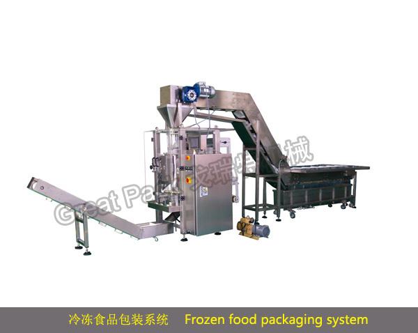 冷冻食品包装系统